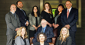 Berg & McLaughlin attorneys work as a team